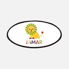 Jamar Loves Lions Patches