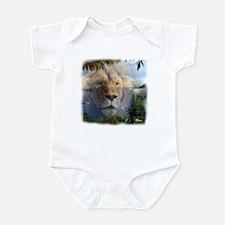 Lion and Lamb Infant Bodysuit