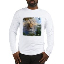 Lion and Lamb Long Sleeve T-Shirt