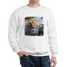 Lion and Lamb Sweater