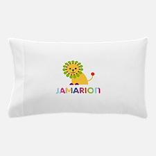 Jamarion Loves Lions Pillow Case