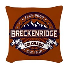 Breckenridge Vibrant Woven Throw Pillow