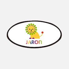 Jaron Loves Lions Patches