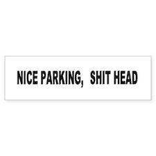 Bumper Bumper Stickers