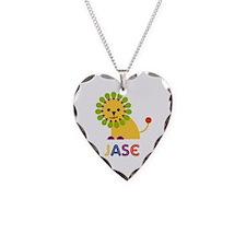 Jase Loves Lions Necklace