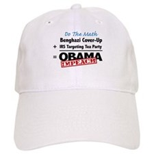 Benghazi Cover Up Impeach Obama Baseball Baseball Cap