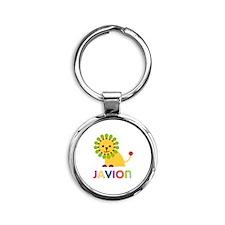 Javion Loves Lions Keychains