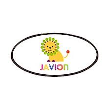 Javion Loves Lions Patches