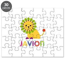 Javion Loves Lions Puzzle