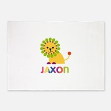 Jaxon Loves Lions 5'x7'Area Rug