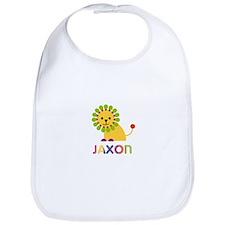 Jaxon Loves Lions Bib