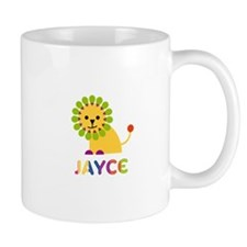 Jayce Loves Lions Mug