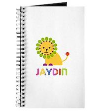 Jaydin Loves Lions Journal
