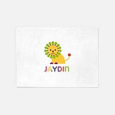 Jaydin Loves Lions 5'x7'Area Rug