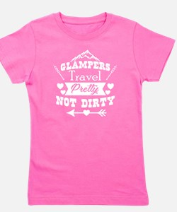 Unique Fitted Girl's Tee
