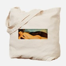 Modigliani Tote Bag