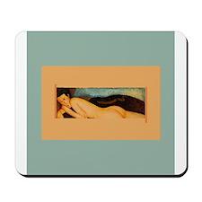 Modigliani Mousepad