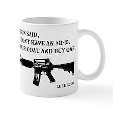 Jesus AR-15 Small Mug