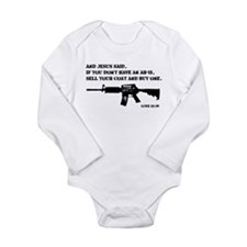 Jesus AR-15 Body Suit