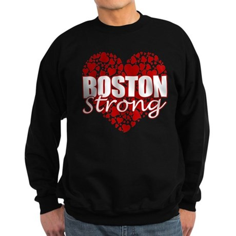 Boston Strong Sweatshirt (dark)
