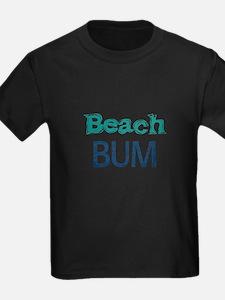 Beach Bum (blue) T-Shirt