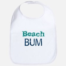 Beach Bum (blue) Bib
