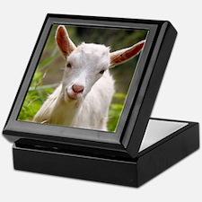 Baby goat Keepsake Box