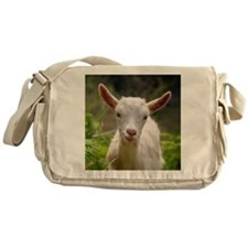 Baby goat Messenger Bag
