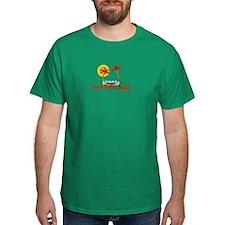 Ponte Vedra - Alligator Design. T-Shirt