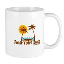 Ponte Vedra - Alligator Design. Mug