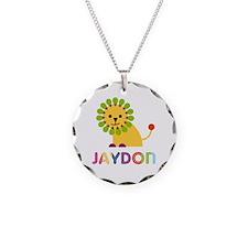 Jaydon Loves Lions Necklace