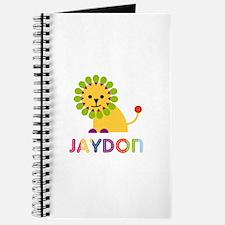 Jaydon Loves Lions Journal