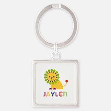 Jaylen Loves Lions Keychains