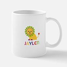 Jaylen Loves Lions Mug