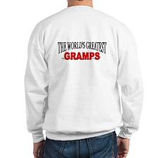 """The World's Greatest Gramps"" Sweatshirt"