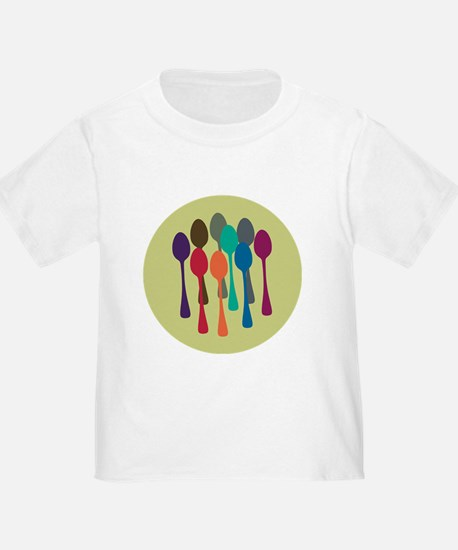 Pop Art Spoons T