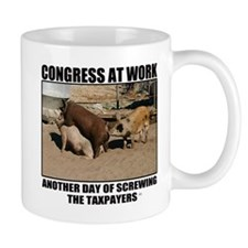 CONGRESS AT WORK Mug