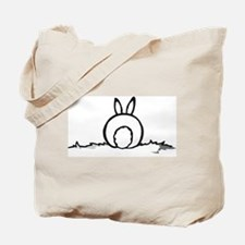 Cotton Tail Tote Bag