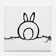 Cotton Tail Tile Coaster