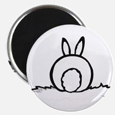 Cotton Tail Magnet