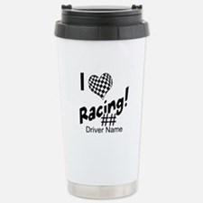 Custom Racing Travel Mug