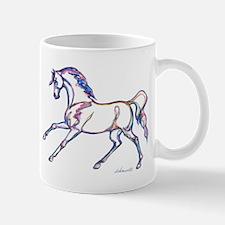 Mug Colorful Horse by Delia
