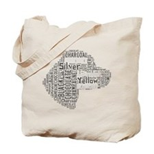 Purebred Labrador Retreiver Tote Bag
