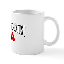 """""""The World's Greatest Pa"""" Small Mugs"""