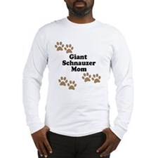 Giant Schnauzer Mom Long Sleeve T-Shirt