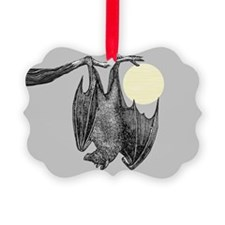Hanging Bat Ornament
