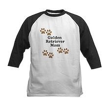 Golden Retriever Mom Baseball Jersey