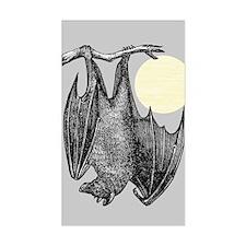 Hanging Bat Decal