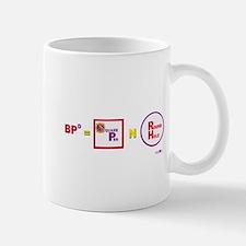 BiPolar Disorder Math Solution Mug