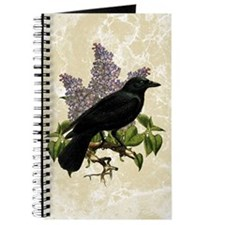 Lilacs And Crow Journal